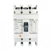 Автоматический выключатель NM1-125S 3P 125А CHINT