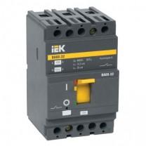 Автоматический выключатель ВА88-33 3Р 125А IEK (SVA20-3-0125)