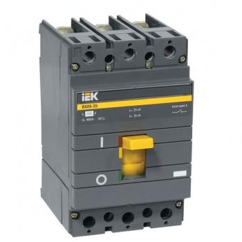 Автоматический выключатель ВА88-35 3Р 250А IEK (SVA30-3-0250)