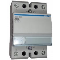 Контактор 63А ESC263 Hager 230V