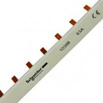 Шина соединительная 63А 1п 1 метр (57 мод) Schneider Electriс (10388)