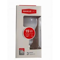 LED лампа MAXUS А80 15W 4100К E27 (1-LED-568)