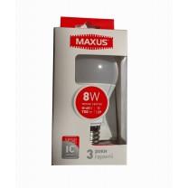 LED лампа MAXUS G45 8W 3000К E27 (1-LED-559-01)