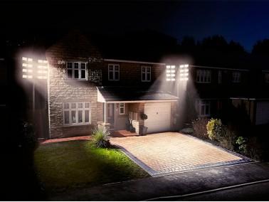 Выбор LED-прожектора для уличного освещения, преимущества LED освещения