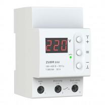 Реле контроля напряжения D32 ZUBR