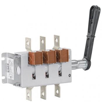 Выключатель-разъединитель ВР32-37 В71250 400А на 2 направление КЭАЗ