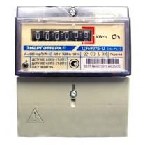 Счетчик электроэнергии ЦЭ 6807 Б-U К 1 5-60А 220 В М6Р5.1