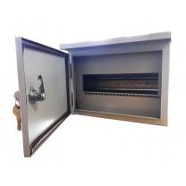 Бокс металлический 12 модулей ШМР-А-12Н IP54 Лоза