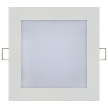 Светильник LED квадрат SLIM/Sq-12 12Вт 6000К Horoz Electric (056-005-0012)