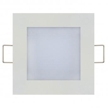 Светильник LED квадрат SLIM/Sq-6 6Вт 6000К Horoz Electric (056-005-0006)