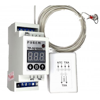 Терморегулятор ТР16/1000С Рубеж
