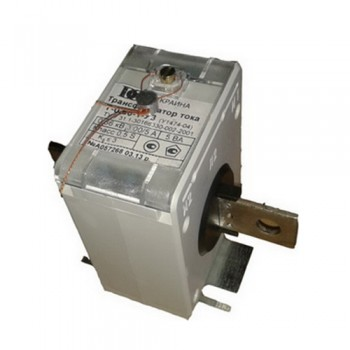 Трансформатор тока Т-0,66-1-У3 300/5А (0,5S) 16 лет ТОПА