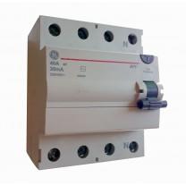 Устройство защитного отключения 4п 40А 30мА BPC440/030 General Electric