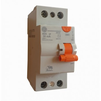Устройство защитного отключения 2п 40А 30мА BPC240/030 General Electric