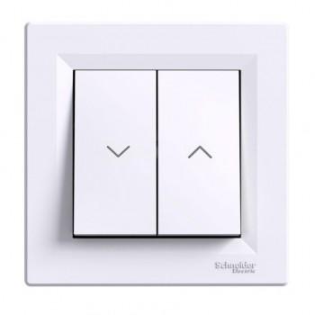 Выключатель для жалюзи внутренний Asfora Schneider Electric (ЕРН1300121)
